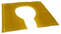 "Commode Chair Pad (18"" x 18"" x 1"")"