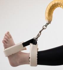 Ankle Strap Stirrup Pad (2 sizes)