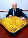 Dr. Mac inventor of Akton polymer