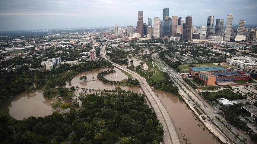 Houston harvey aftermath